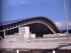 Terminal Penumpang - Kansai