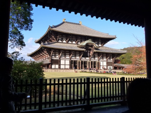 Kuil Todai-Ji - Nara, Japan