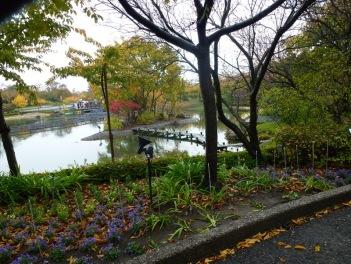 Taman Bunga Nabana No Sato - Ruang luar